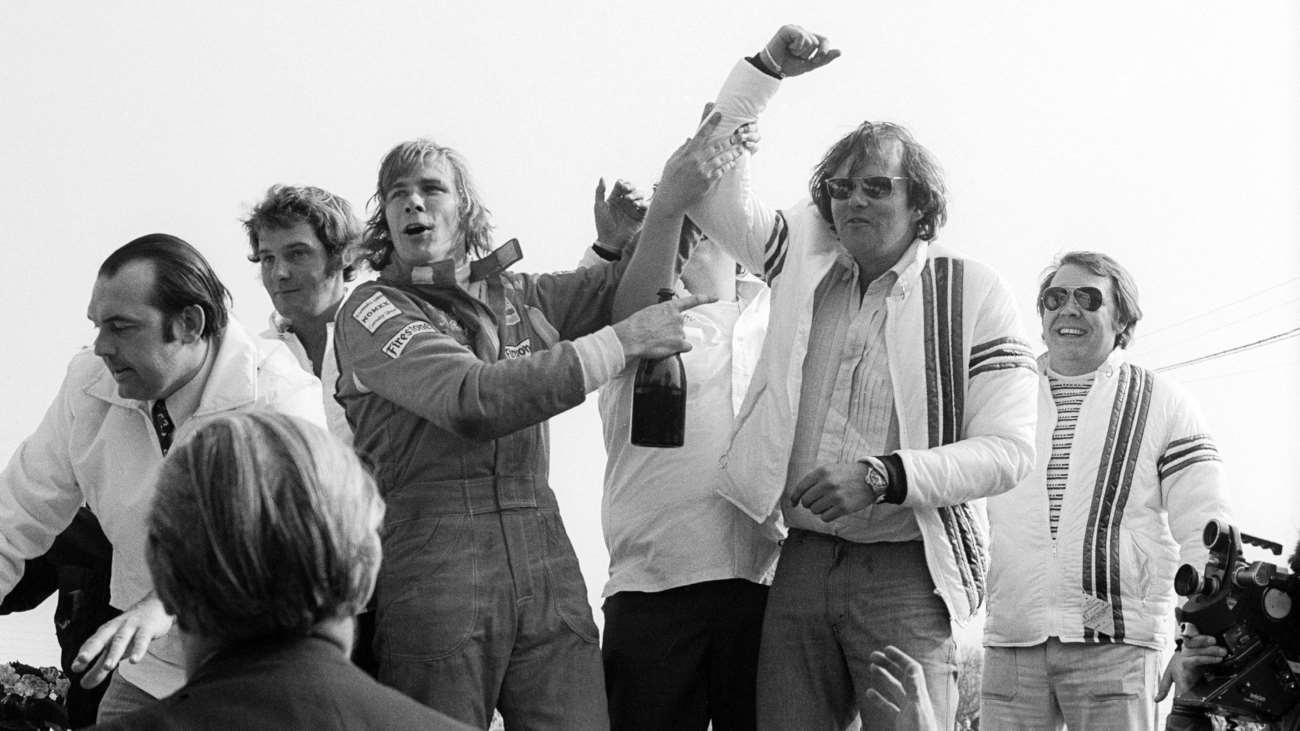 1974 Silverstone Trophy Winners